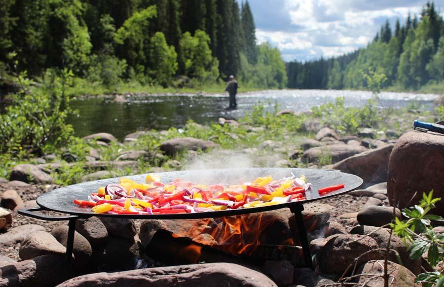 Heldagstur med Fiskeguide i Dalarna | Älvdalen Fiske