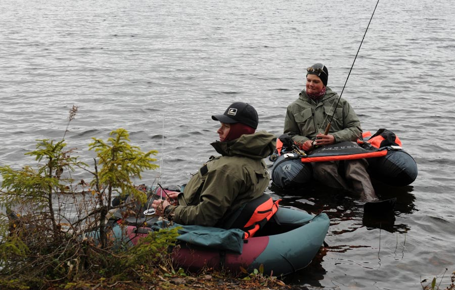 Uthyrning av Fiskeutrustning i Dalarna | Älvdalen Fiske