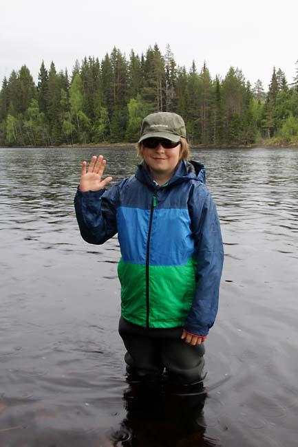 En hel Weekend med Fiske i Dalarna, Österdalälven | Älvdalen Fiske