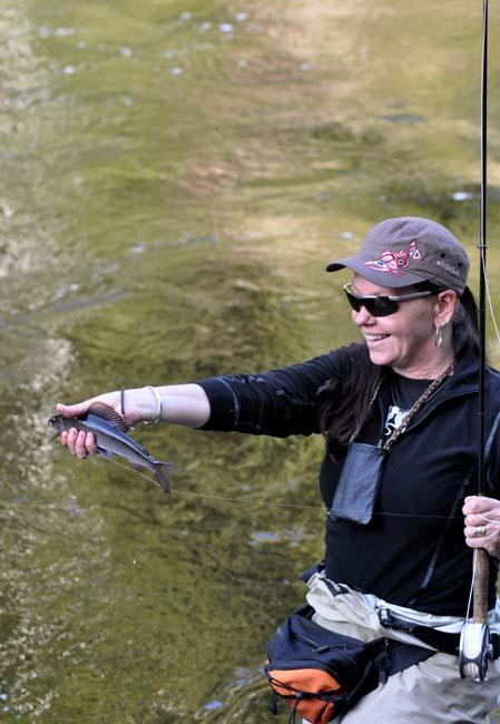 Halvdagsarstur med Fiskeguide i Dalarna | Älvdalen Fiske